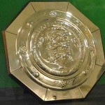 A big football match: The Community Shield