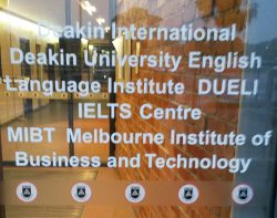 IELTS test centre