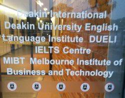 IELTS test centre
