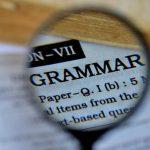 Parts of speech – English grammar