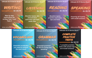 IELTS study and preparation books